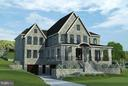 Front Elevation- To Be Built - 3515 N VALLEY ST, ARLINGTON