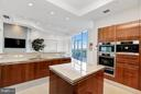 Snaidero-designed Gourmet Kitchen - 1881 N NASH ST #TS01, ARLINGTON