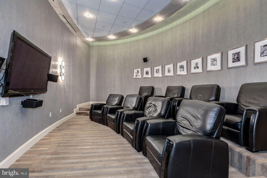 Turnberry Tower Screening Room - 1881 N NASH ST #TS01, ARLINGTON