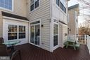 Deck - 1978 LOGAN MANOR DR, RESTON