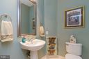 Powder Room - 1978 LOGAN MANOR DR, RESTON