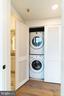 In unit washer/dryer - 1245 PIERCE ST N #8, ARLINGTON