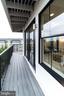 Wrap-around balcony - 1245 PIERCE ST N #8, ARLINGTON