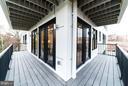 Corner of floor to ceiling windows! - 1245 PIERCE ST N #8, ARLINGTON