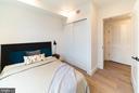 Third bedroom - 1245 PIERCE ST N #8, ARLINGTON