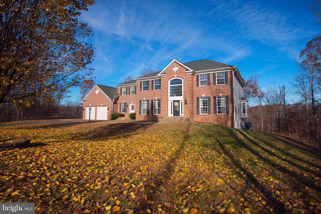 Front View - 130 BRITTANY MANOR WAY, STAFFORD