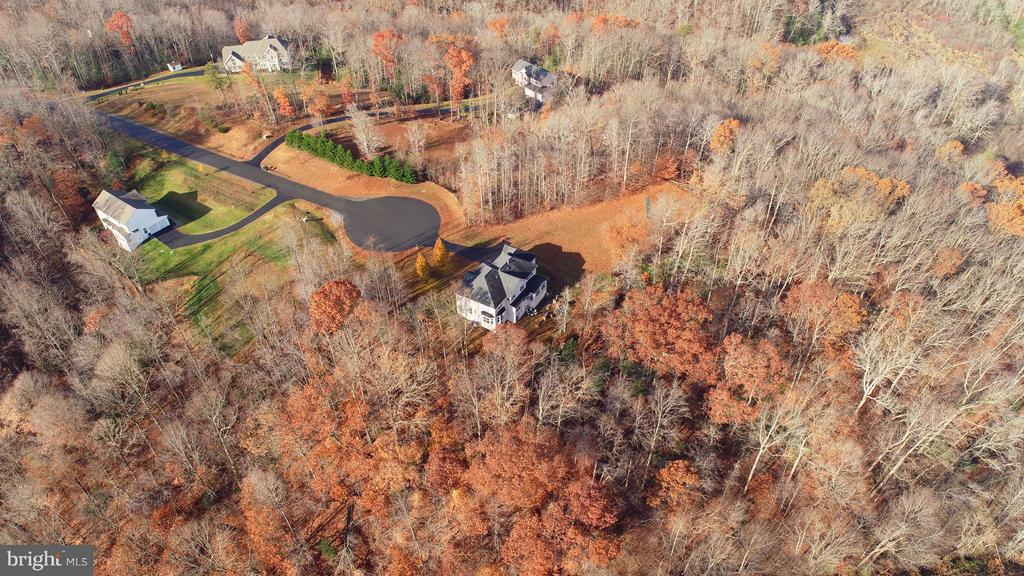 Sky View of Home - 130 BRITTANY MANOR WAY, STAFFORD