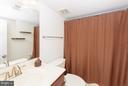 Bath in Basement - 130 BRITTANY MANOR WAY, STAFFORD