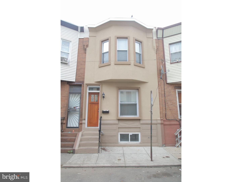Photo of home for sale at 2111 Garnet Street, Philadelphia PA