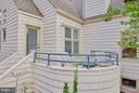 Deck off Master Suite - 11581 GREENWICH POINT RD, RESTON