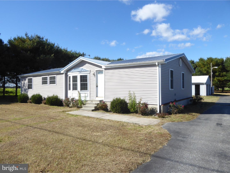 Maison unifamiliale pour l Vente à 29521 PINEY NECK Road Dagsboro, Delaware 19939 États-Unis
