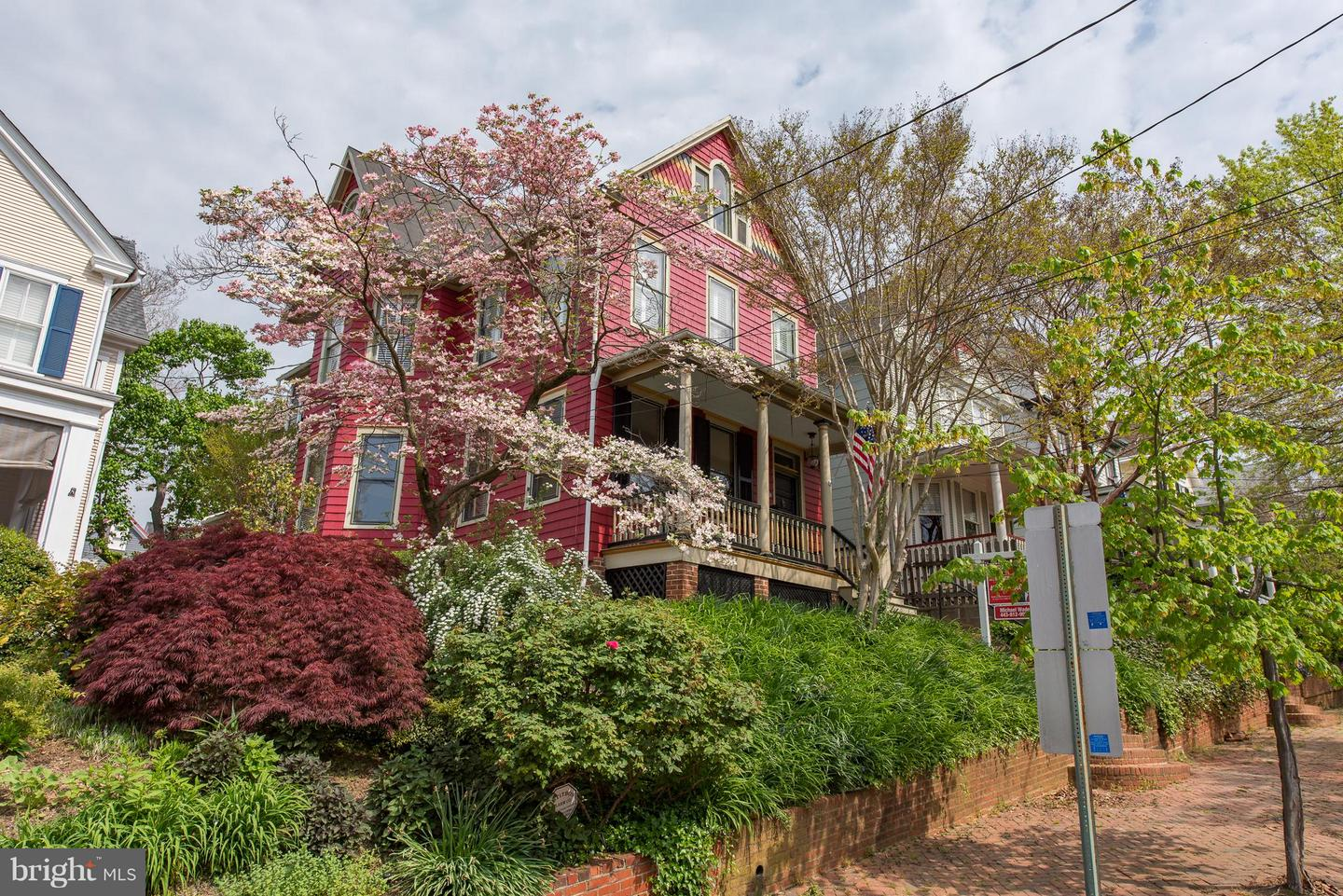 Single Family for Sale at 85 Market St Annapolis, Maryland 21401 United States