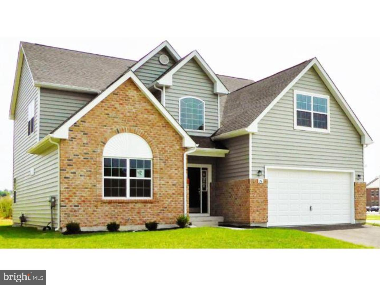 独户住宅 为 销售 在 14 SAN MARINO Drive Clayton, 特拉华州 19938 美国