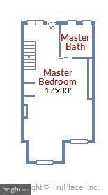 Upper Level 1 - 1207 KENYON ST NW, WASHINGTON