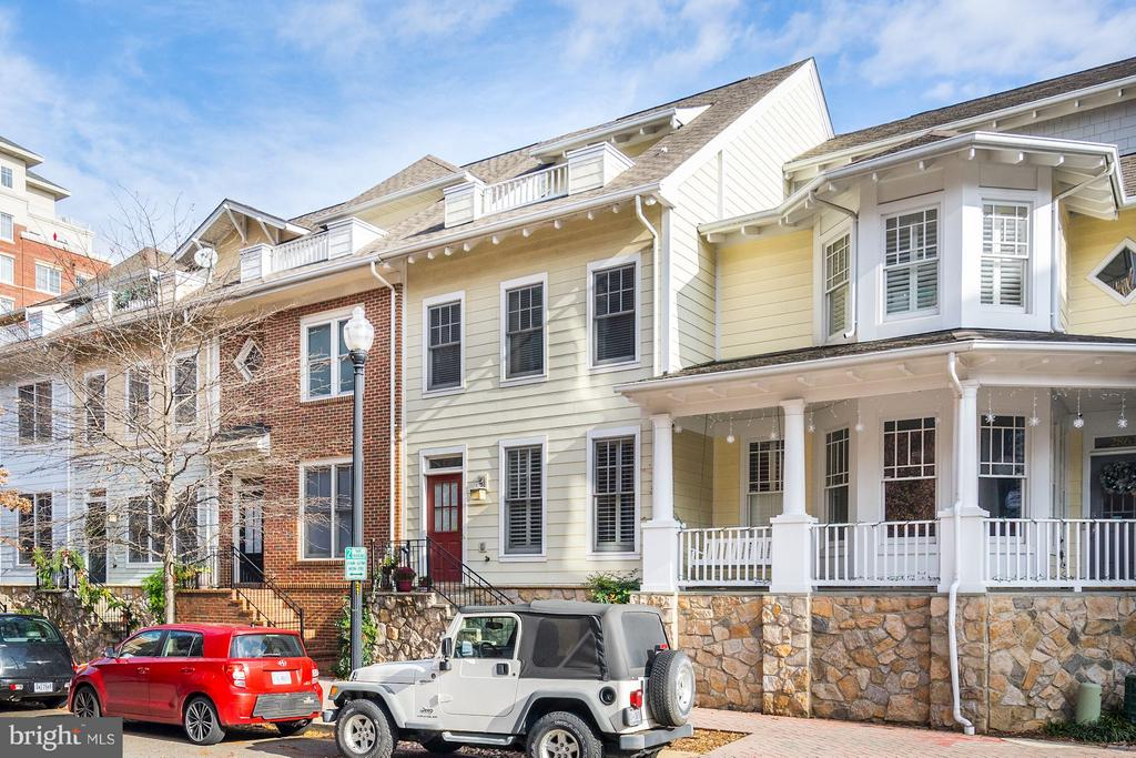 Welcome home! - 1103 N FILLMORE ST, ARLINGTON