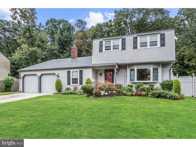 Maison unifamiliale pour l Vente à 78 LINCOLN Drive Laurel Springs, New Jersey 08021 États-Unis