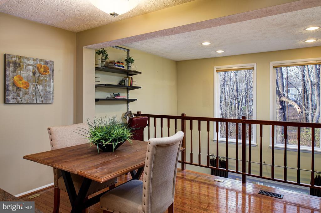 Dining area - 1652 HARVEST GREEN CT, RESTON