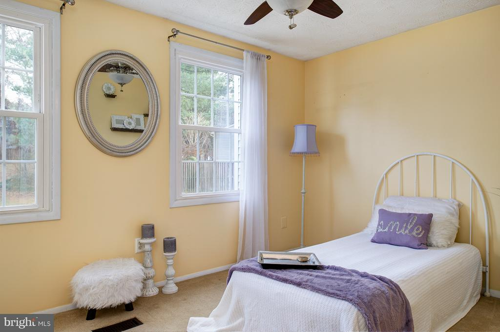 Bright & spacious bedroom - 1652 HARVEST GREEN CT, RESTON
