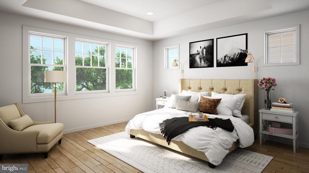 Bedroom - 5718 4TH ST N, ARLINGTON