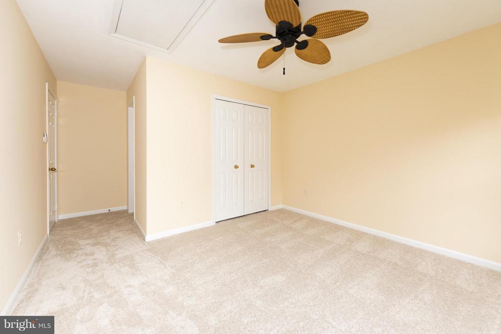 Bedroom #4 - 7523 RAMBLING RIDGE DR, FAIRFAX STATION