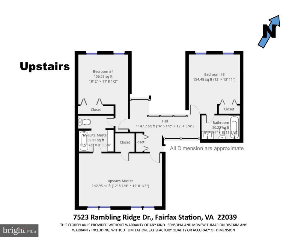 - 7523 RAMBLING RIDGE DR, FAIRFAX STATION