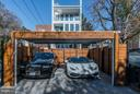 2 CAR PARKING WITH AUTOMATIC GARAGE DOOR - 3722 R ST NW, WASHINGTON