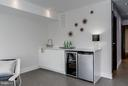 WET BAR IN FIRST FLOOR IN LAW SUITE - 3722 R ST NW, WASHINGTON
