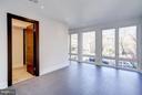 BEDROOM 2 WITH ENSUITE BATHROOM - 3722 R ST NW, WASHINGTON