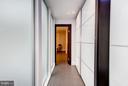 MASTER BEDROOM CLOSET - 3722 R ST NW, WASHINGTON