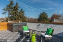 ROOF TERRACE WITH HOT TUB - 3722 R ST NW, WASHINGTON