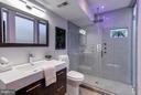 BEDROOM 3&4 BATHROOM - 3722 R ST NW, WASHINGTON