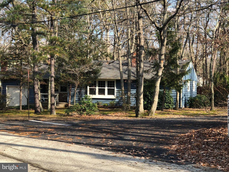 Частный односемейный дом для того Продажа на 169 WABEENO Trail Medford Lakes, Нью-Джерси 08055 Соединенные Штаты
