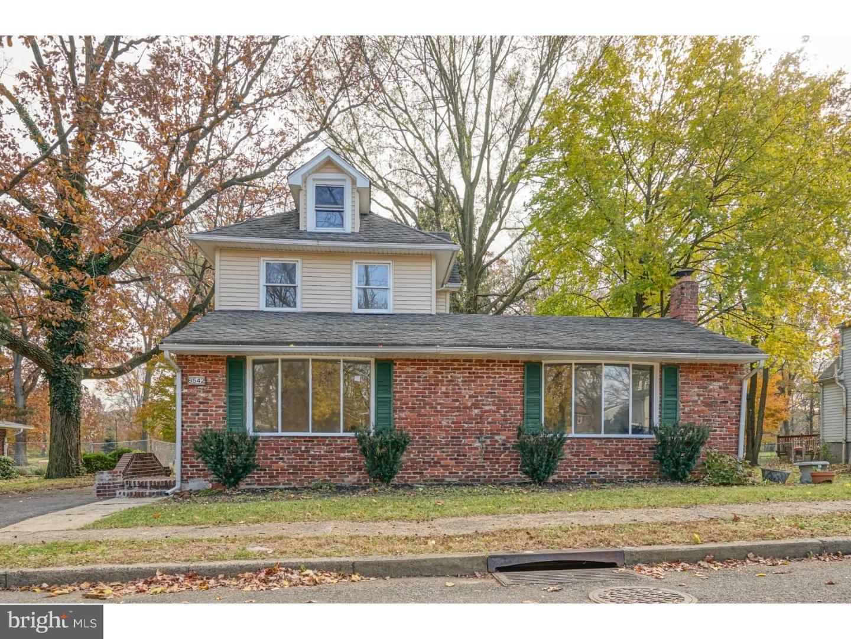 Single Family Home for Sale at 8542 HERBERT Avenue Pennsauken, New Jersey 08109 United States