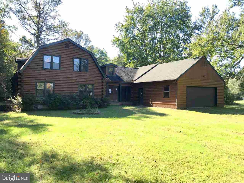 Maison unifamiliale pour l Vente à 85 QUINTON ALLOWAY Road Alloway, New Jersey 08079 États-UnisDans/Autour: Salem
