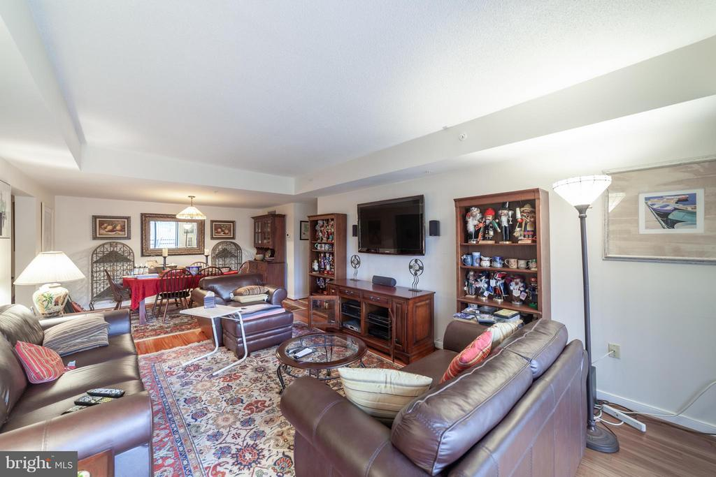 Family room - 10001 WINDSTREAM DR #207, COLUMBIA