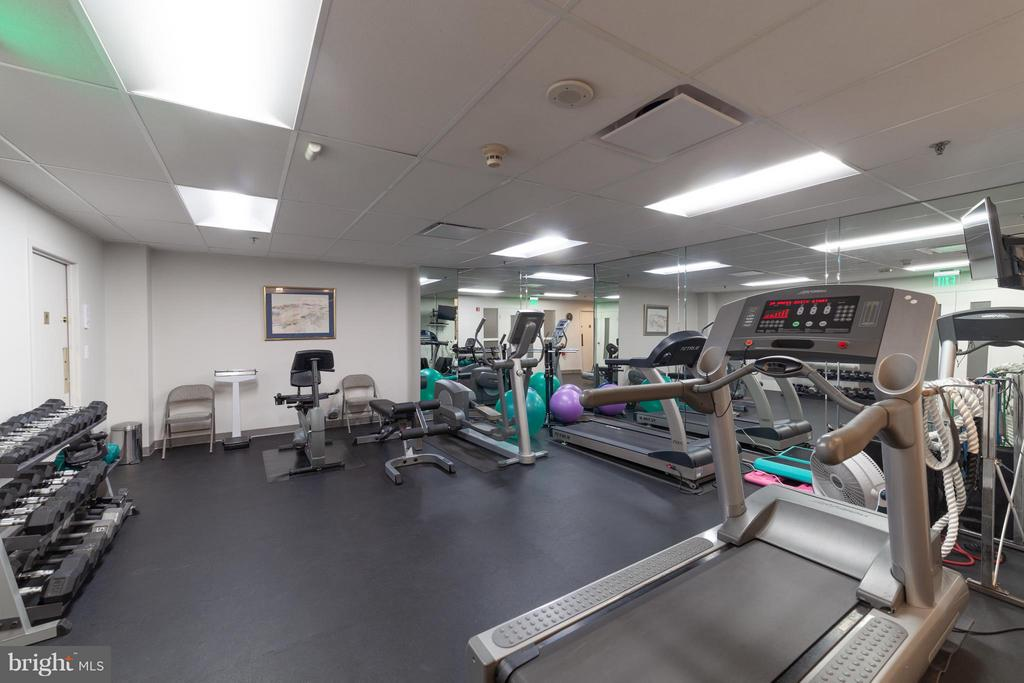 Work Out room - 10001 WINDSTREAM DR #207, COLUMBIA