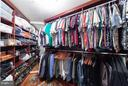 Closet system - 10001 WINDSTREAM DR #207, COLUMBIA
