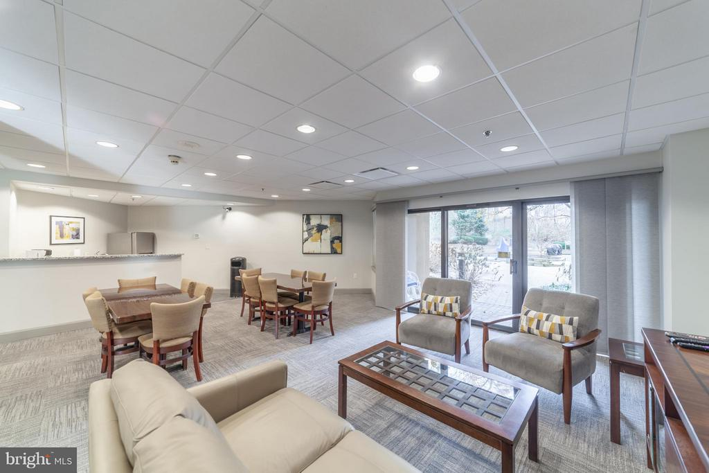 Common Area/Party Room - 10001 WINDSTREAM DR #207, COLUMBIA