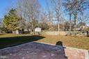 Backyard - 14930 KAMPUTA DR, CENTREVILLE