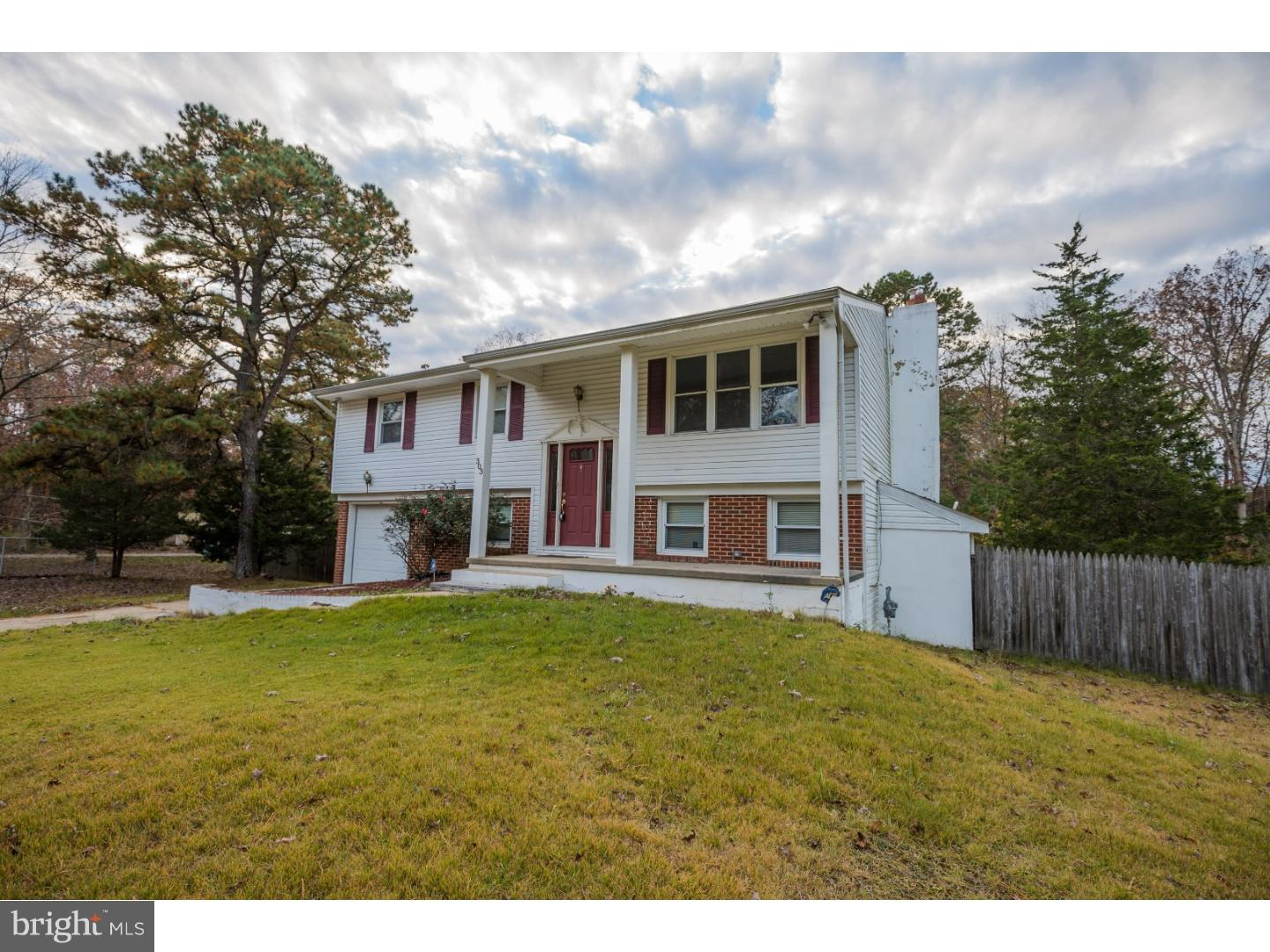 Single Family Home for Sale at 303 4TH Avenue Chesilhurst, New Jersey 08089 United States