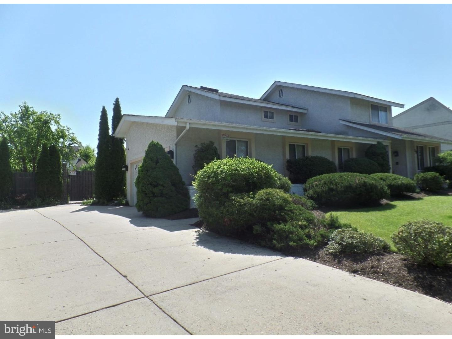 Photo of home for sale at 18 Country Walk, Cherry Hill NJ