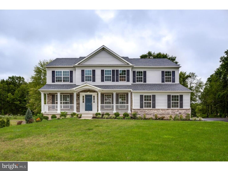 獨棟家庭住宅 為 出售 在 6 DEER REST Road Moorestown, 新澤西州 08057 美國