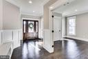 Gorgeous Entry Foyer - 6713 19TH ST N, ARLINGTON