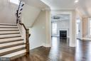 Side Staircase with Large Windows - 6713 19TH ST N, ARLINGTON