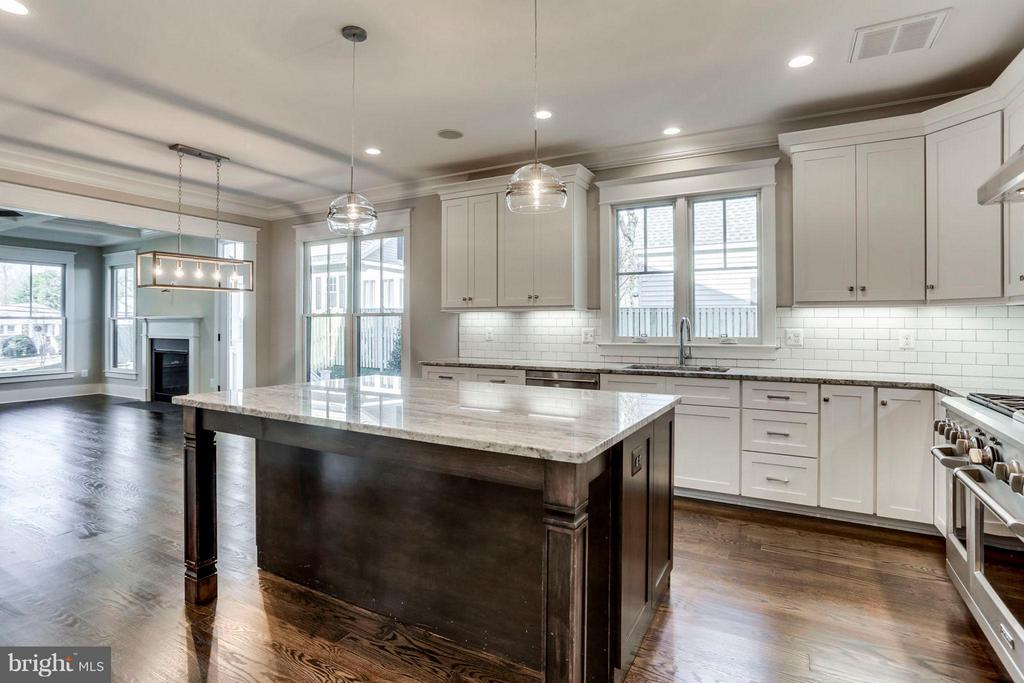 Truly Exceptional Kitchen - 6713 19TH ST N, ARLINGTON