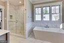 Large Shower and Separate SoakingTub - 6713 19TH ST N, ARLINGTON