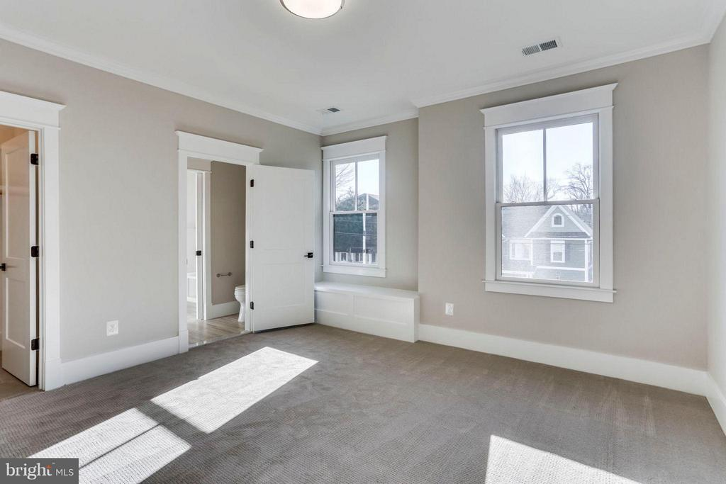Large Closets and great natural light in all BR's - 6713 19TH ST N, ARLINGTON