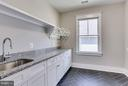 Gorgeous Laundry Room with Drying Rack - 6713 19TH ST N, ARLINGTON