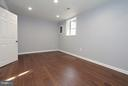 Lower level bedroom/den - 843 SMARTTS LN NE, LEESBURG