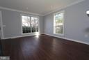 Living/family room-Alt view - 843 SMARTTS LN NE, LEESBURG